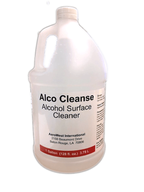 alco cleanse liquid