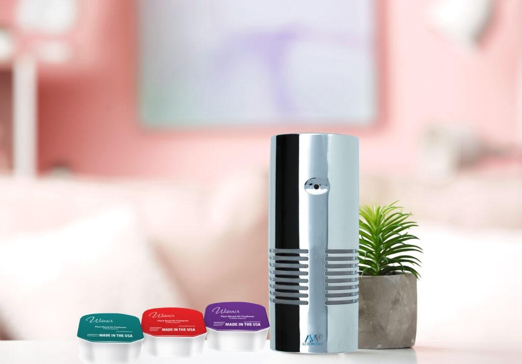 Wiseair air freshener