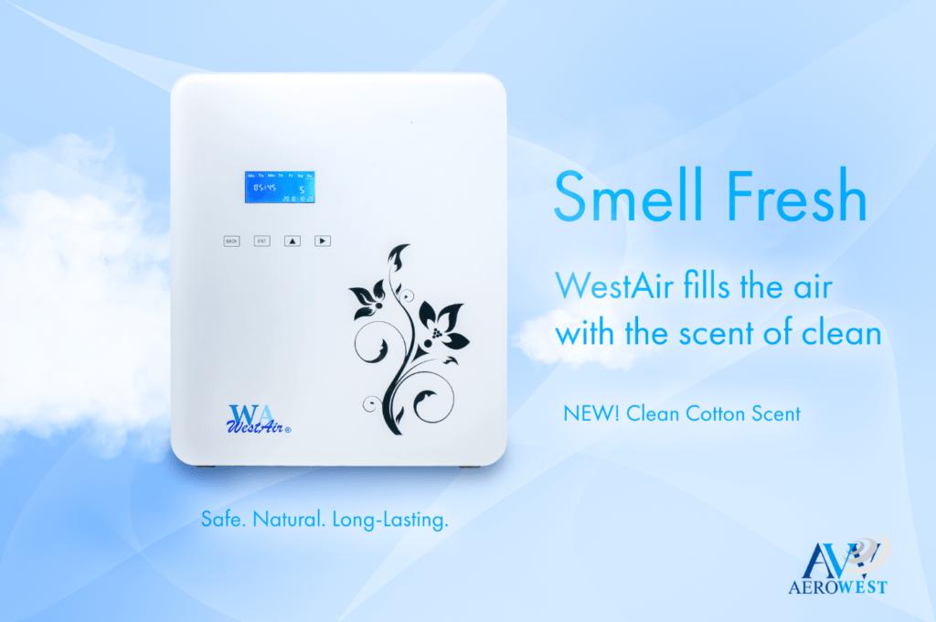 WestAir Nebulizing Diffuser Scent Machine